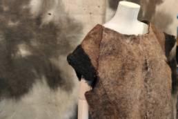 Infleuence Biennale du Textile Contemporain Oloron Bleu Juin