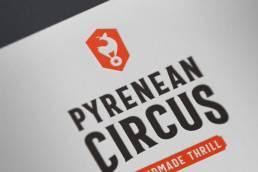 Pyrenean Circus Villacampa Manufacture Félix Bleu Juin Logo